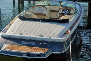 Chris Craft Lancer Heritage Rumble