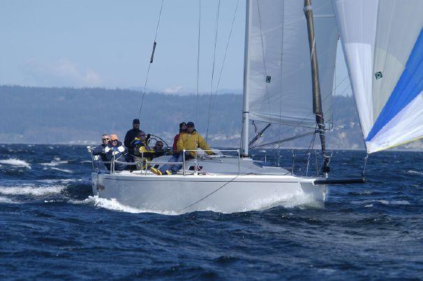 J tripper sailing