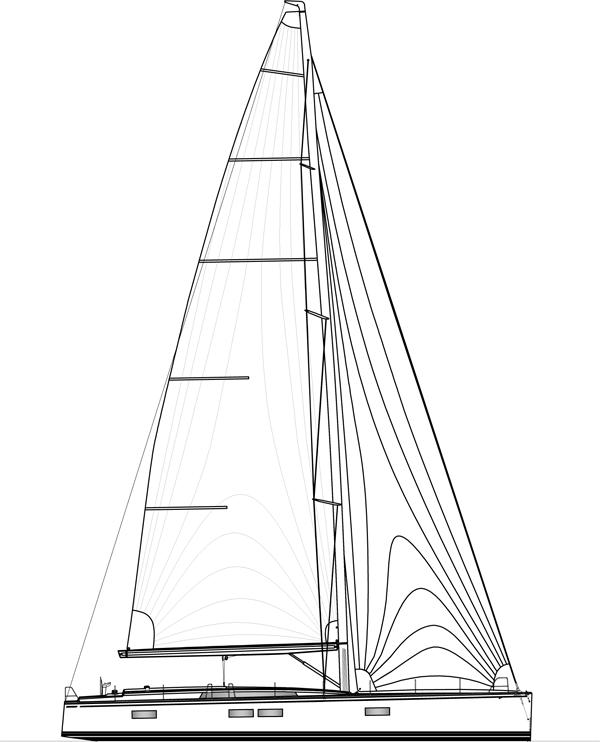 sail-plan