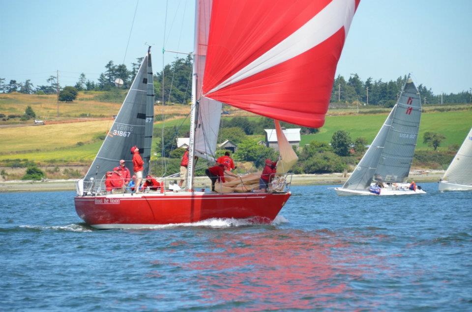 Sailing under Spin WIRW