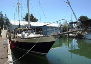 1980 Nauticat 44 20
