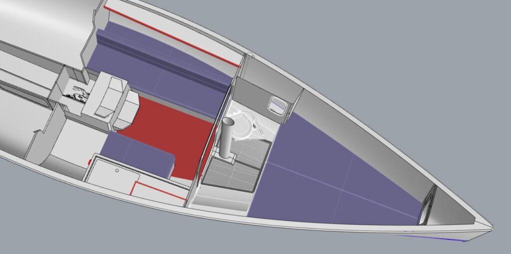 J9 interior