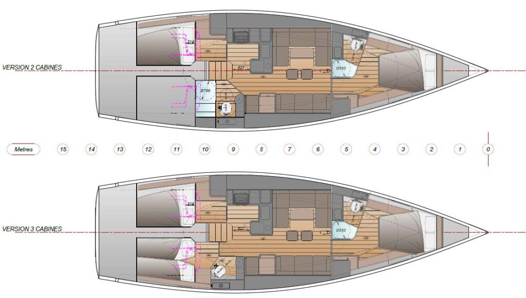 J45 Interior Layout